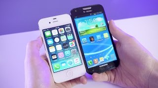 iPhone vs Android: 5 Years Later