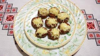Бублики с фаршем и сыром Сушка с мясом Бублики з мясом і сиром бублики фаршированные мясом