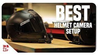 BEST First Person Helmet camera setup | How to get pro VIDEO and AUDIO