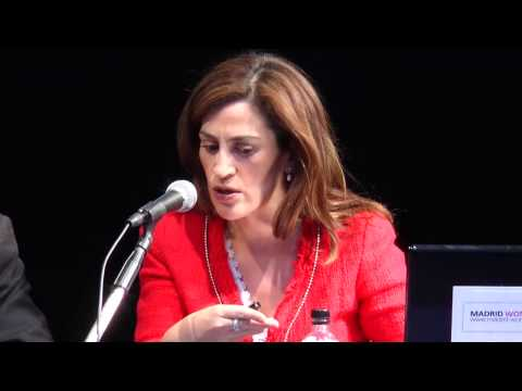 Así son las periodistas influyentes. Madrid Woman's Week 2014.