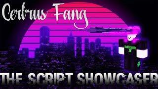 Roblox Script Showcase Episode#752/Cerberus Fangs Shooting