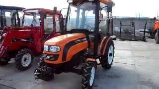 Мини-тракторы FOTON TE-244 EUROPARD Компания