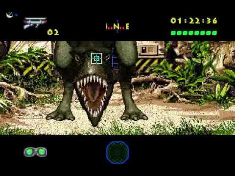 Jurassic Park (Sega CD video game) Jurassic Park for the Sega CD Part 5 YouTube
