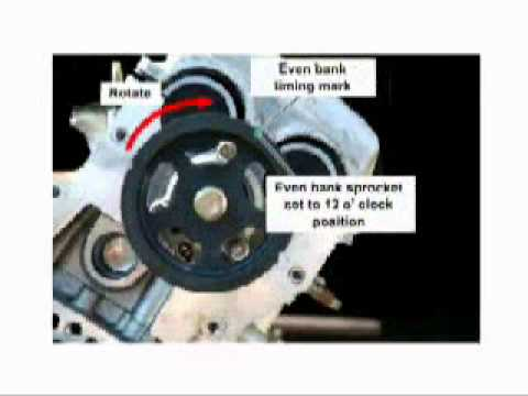 PART 1 Isuzu Rodeo Trooper 32 35 timing belt replacement - YouTube