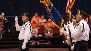 2017 Color Guard Competition