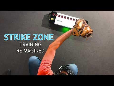The Laser Strike Zone Training System At The Minor League Baseball Umpire Training Academy