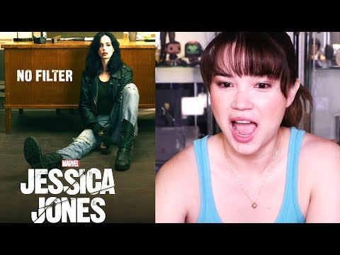 MARVEL'S JESSICA JONES | Season 2 | Netflix | Trailer Reaction!