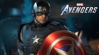 «Мстители Marvel»: трейлер «День Мстителей» на E3 2019 [RU] PEGI