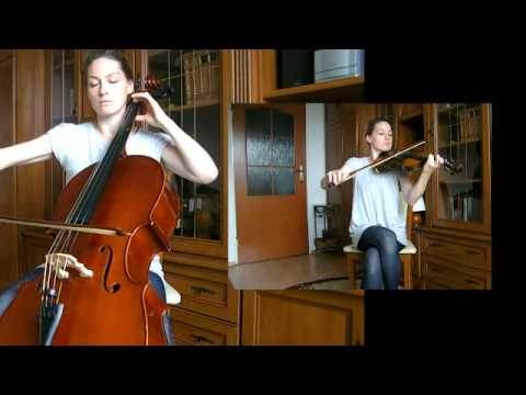 requiem for a dream rekwiem dla snu violin cello skrzypce wiolonczela E. Lichman