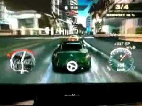 lets play need for speed undercover auf der wii german. Black Bedroom Furniture Sets. Home Design Ideas