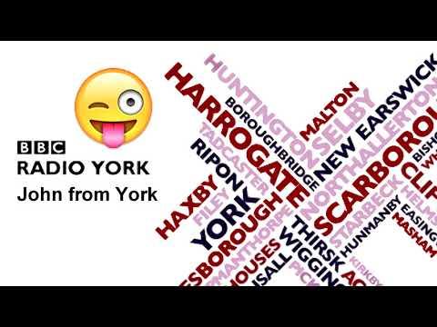 Radio York: Next on the line is John From York