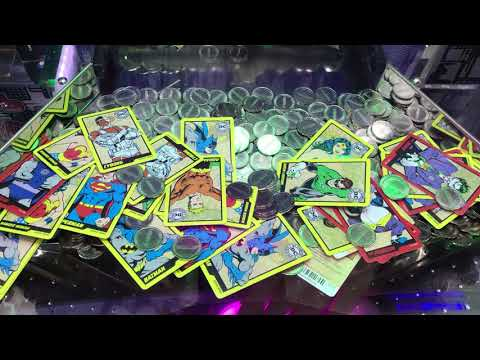 So Many Cards Alot Of Cards On The Edge At Dc Comics C