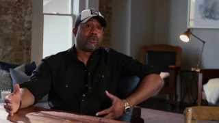 Darius Rucker - Creating the Album - 'Southern Style'