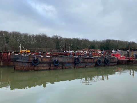 Barge for Conversion - GBP 49,995