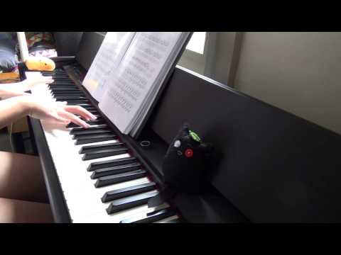 『Requiem』 ピアノで弾いてみた【Nao Hiiragi】 OST Tasogare Otome X Amnesia