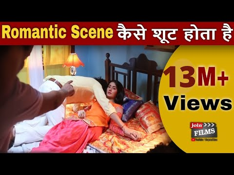 Romantic Scene Kaise Shoot Kiya Jata Hain | On Location Lal Ishq Ke Set Se | #Onlocation | Joinfilms