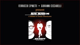 """More Morricone"" a tribute to Ennio Morricone by F. Spinetti & G.Ceccarelli"
