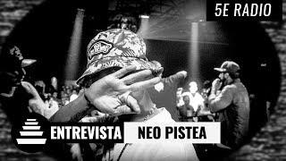 NEO PISTEA / Entrevista - El Quinto Escalon Radio (18/4/17)