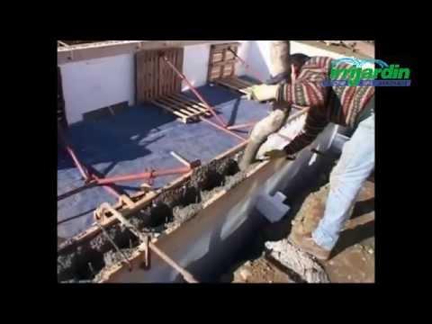 Piscine irriblocs irrijardin for Construction piscine irribloc