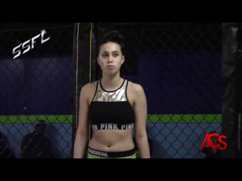 """SSFL"" Spyder Submission Fight League Breinne Willingham vs Kindra Goodwin"