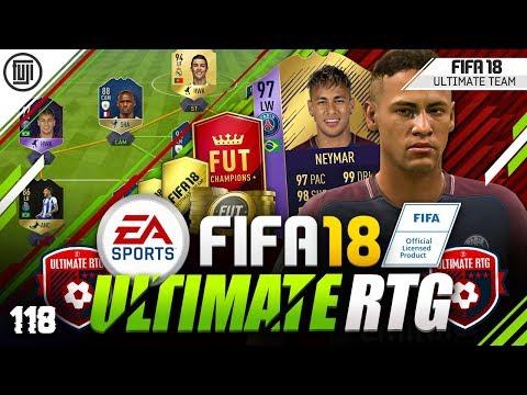 WE GOT POTY 97 NEYMAR!!! FIFA 18 ULTIMATE ROAD TO GLORY! #118 - #FIFA18 Ultimate Team