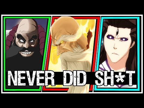 Overpowered Bleach Attacks that NEVER DID ANYTHING (YHAD #9)