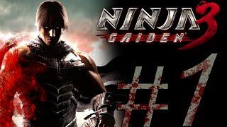 NINJA GAIDEN 3 (MASTER NINJA DIFFICULTY) PART 1.