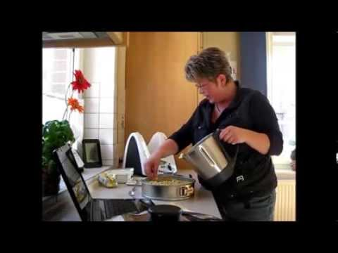thermomix tm 31 apfelkuchen mit pudding und streusel youtube. Black Bedroom Furniture Sets. Home Design Ideas