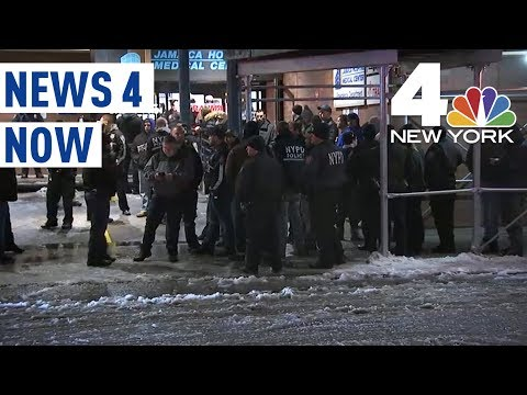 NYPD Detective Shot, Killed During Robbery Call | News 4 Now Mp3