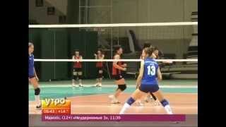 Волейбол: Россия - Южная Корея. GuberniaTV