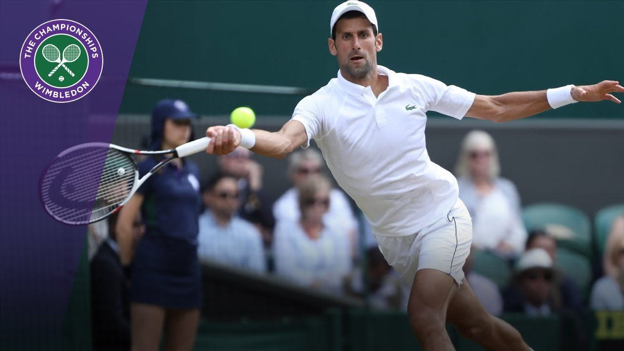 How Novak Djokovic beat Kei Nishikori | Wimbledon 2018