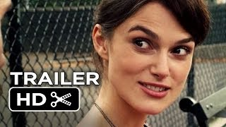 Repeat youtube video Begin Again Official Trailer #1 (2014) - Keira Knightley, Adam Levine Movie HD