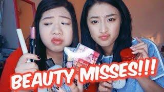 JM ♡令人倒抽一口涼氣的美容產品 | Beauty Misses
