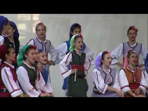 Academy of Serbian Folk Dancing - Canada Day 2017