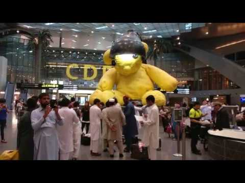 Qatar Doha Hamad International Airport Transit (Photo Album)