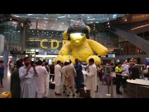 Qatar Doha Hamad International Airport Transit (Photo Album)