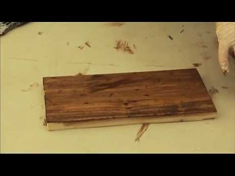Easy Ways To Distress Wood