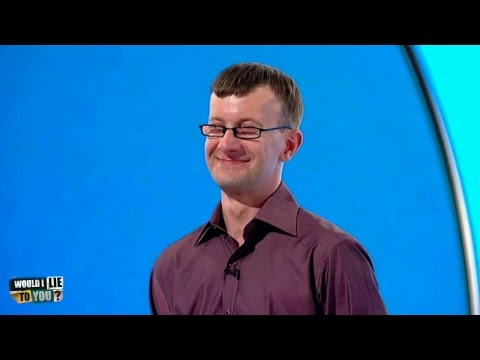 """This is my.."" Feat. Ian, David Mitchell, Ruth Jones and Jason Manford - Would I Lie to You?"