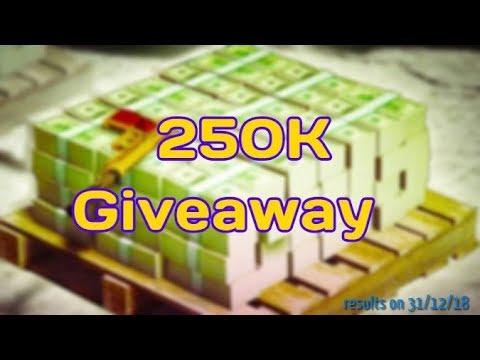 GTA SAMP : 250K Giveaway results on sunday [31/12/18]