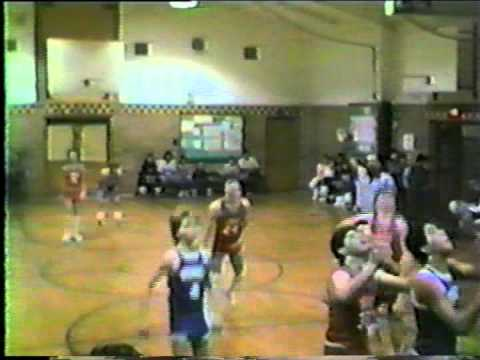 Honiss vs Westwood Basketball 1985