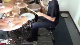 Fear Factory - Raymond Herrera Demanufacture drum grooves