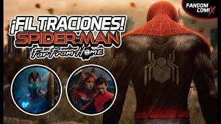 Spiderman Far From Home: Filtración directa de Endgame