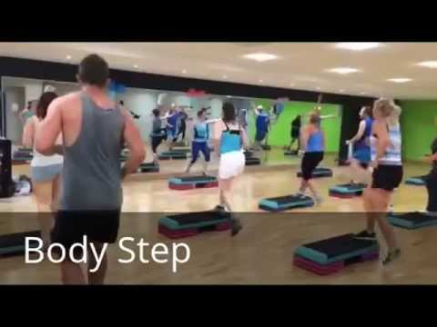 Group Exercise Classes At Waterfield Leisure Centre