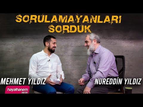 Mehmet Yıldız, Nureddin Yıldız'a Sorulamayanları Sordu