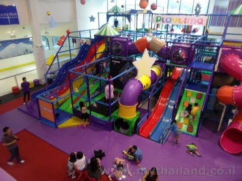 Indoors fun activities for Kids - Bangkok, Thailand
