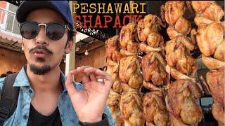 EXTREME PAKISTANI STREET FOOD IN PESHAWAR 🔥 LAZEEZ BEEF PULAO, PESHAWARI SIRI PAYE OR CHAPLI KABAB
