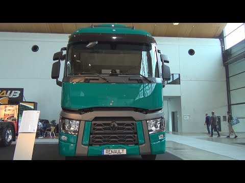 Renault Trucks T 460 Comfort 4x2 Tractor Truck (2018) Exterior and Interior