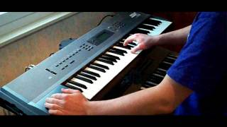 Keyboard Solo Anthology : Dream Theater ( Take The Time - Pull Me Under )
