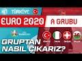 Türkiye'nin EURO 2020 Rakiplerini İnceledik | İtalya, İsviçre ve Galler | Yemeksepeti Banabi