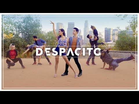 DESPACITO - Luis Fonsi & Daddy Yankee - Sam Tsui & Alyson Stoner COVER - Just Dance 2018